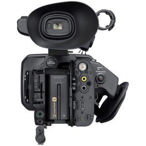 PXW-Z150-Rear