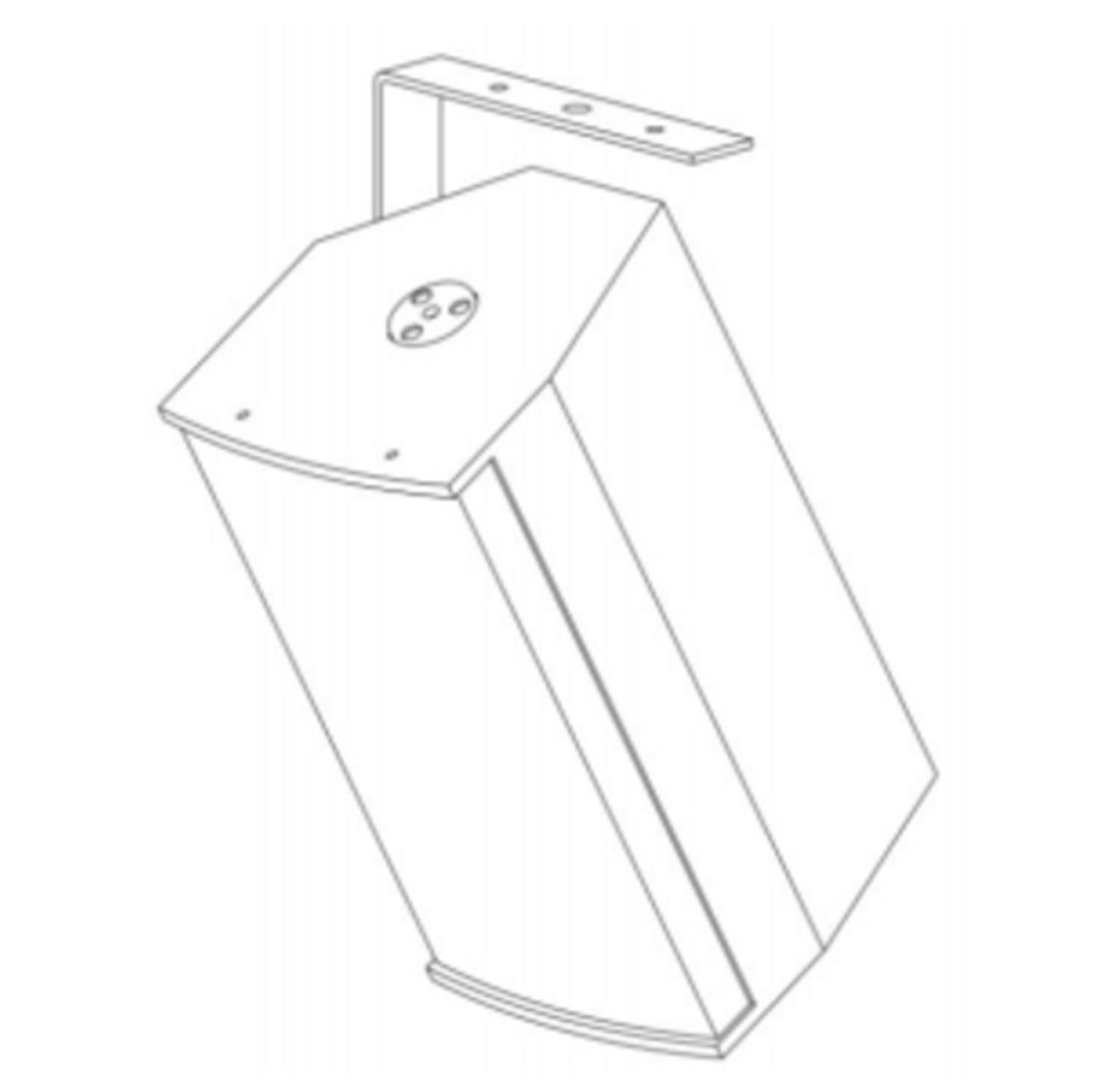 EM Acoustics EMS-61 - Vertical Hanging Bracket