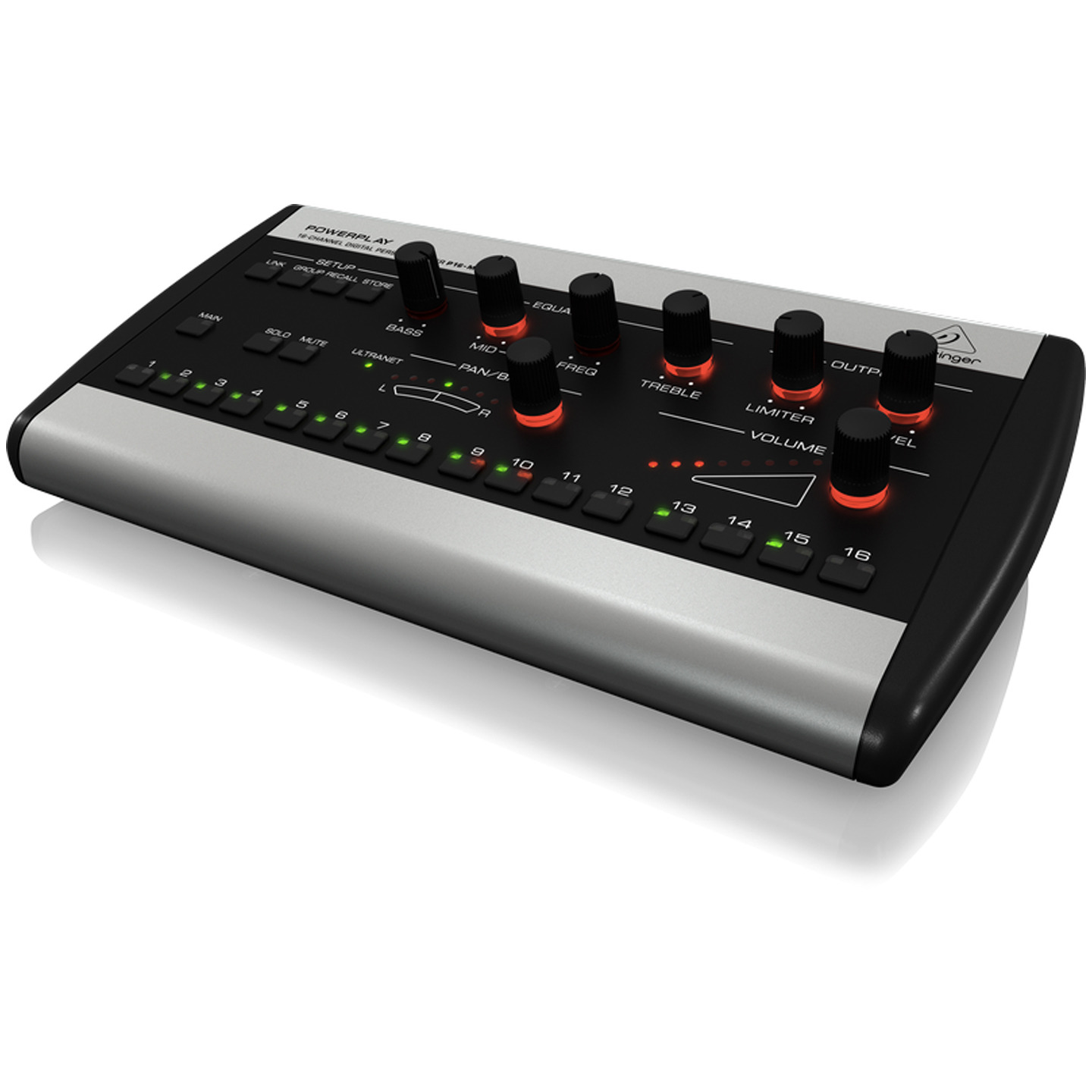 Behringer Powerplay P16-M - Main
