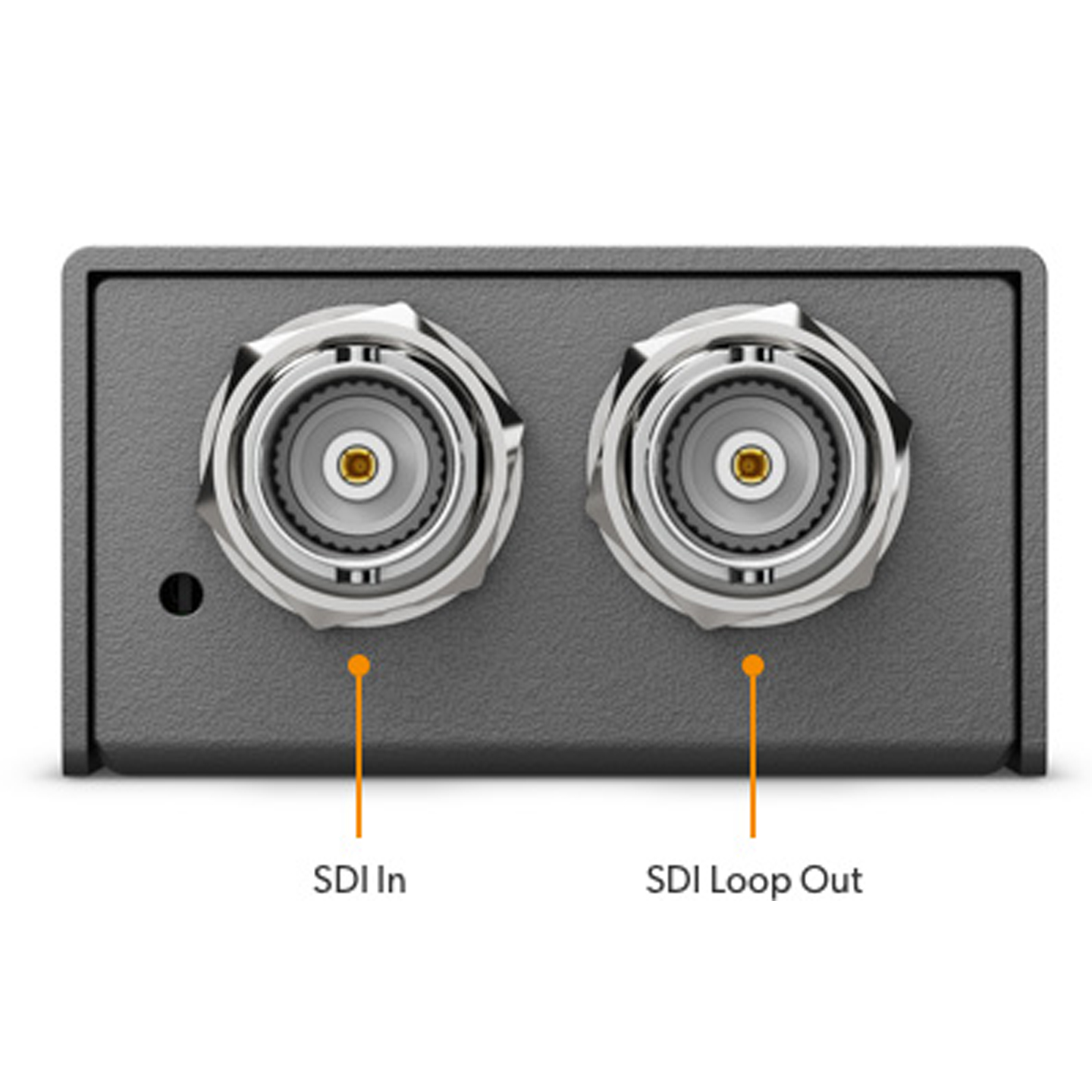 Blackmagic Design Micro Converter SDI to HDMI - Left