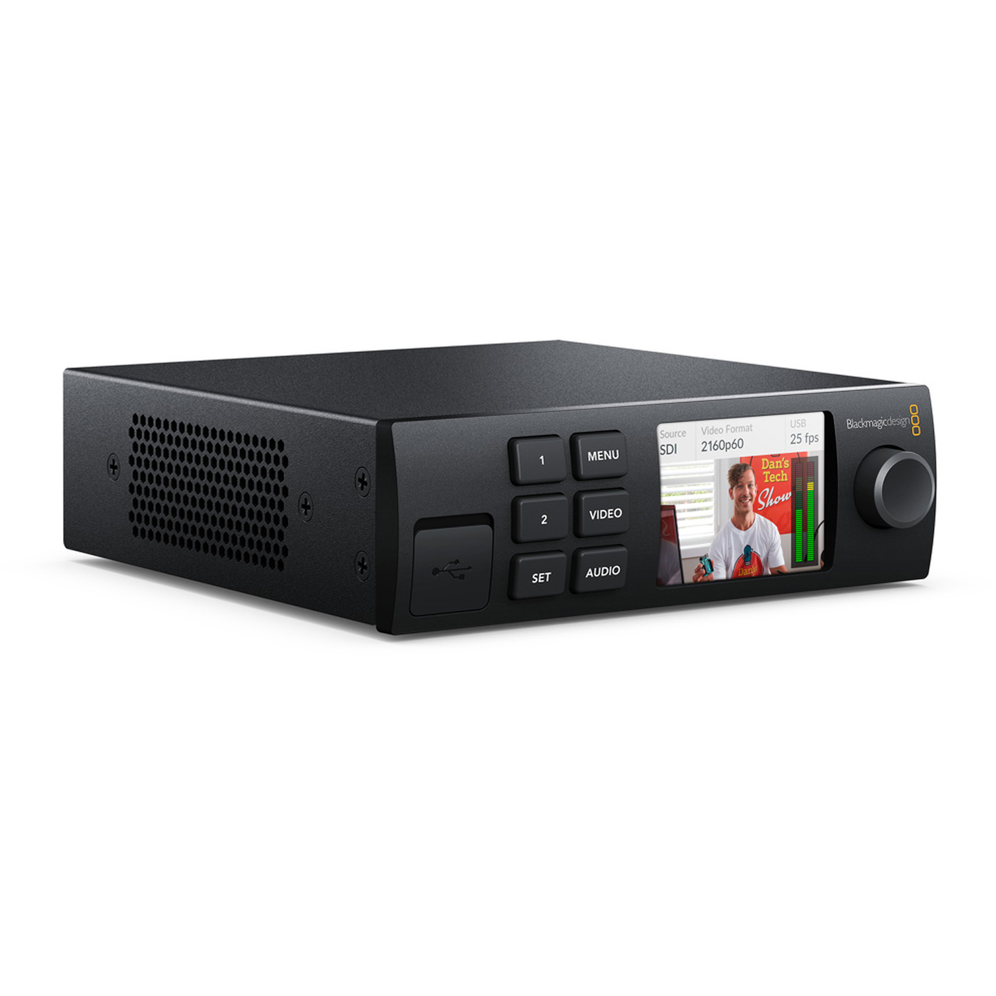 Blackmagic Design Web Presenter - Main