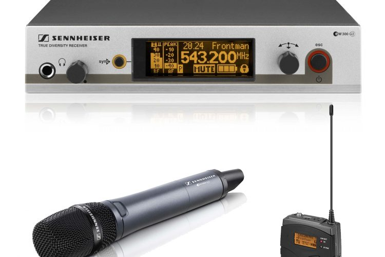 Sennheiser EW300 Single Kit