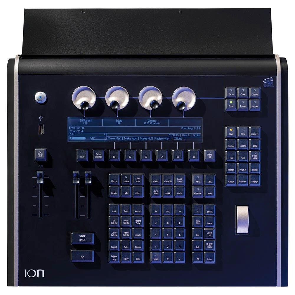ETC Ion - Top