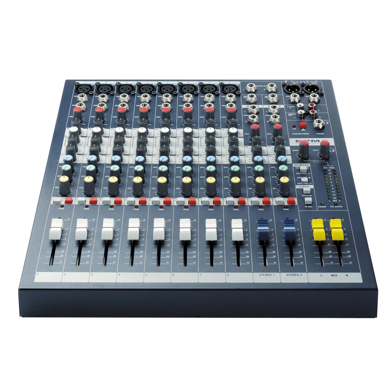 Soundcraft EPM8 - Front