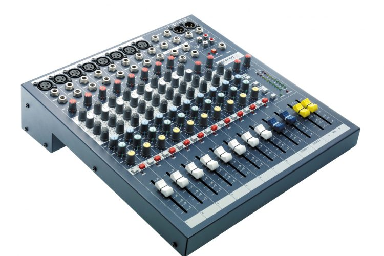 Soundcraft EPM8 - Main