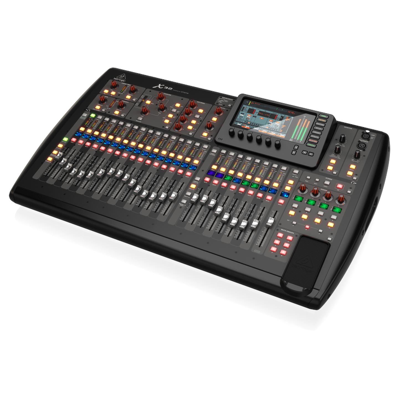 behringer x32 digital mixing console vsl productions. Black Bedroom Furniture Sets. Home Design Ideas