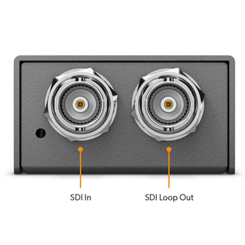 Blackmagic Design Micro Converter SDI to HDMI - Left
