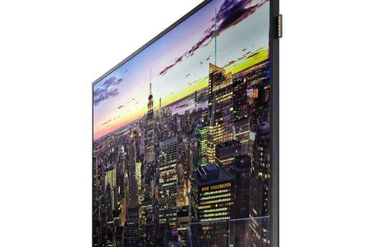 "Samsung QM65F 65"" UHD Display - Main"