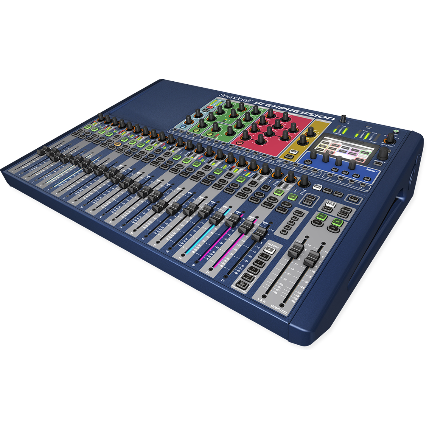 Soundcraft SI Expression 2 - Main