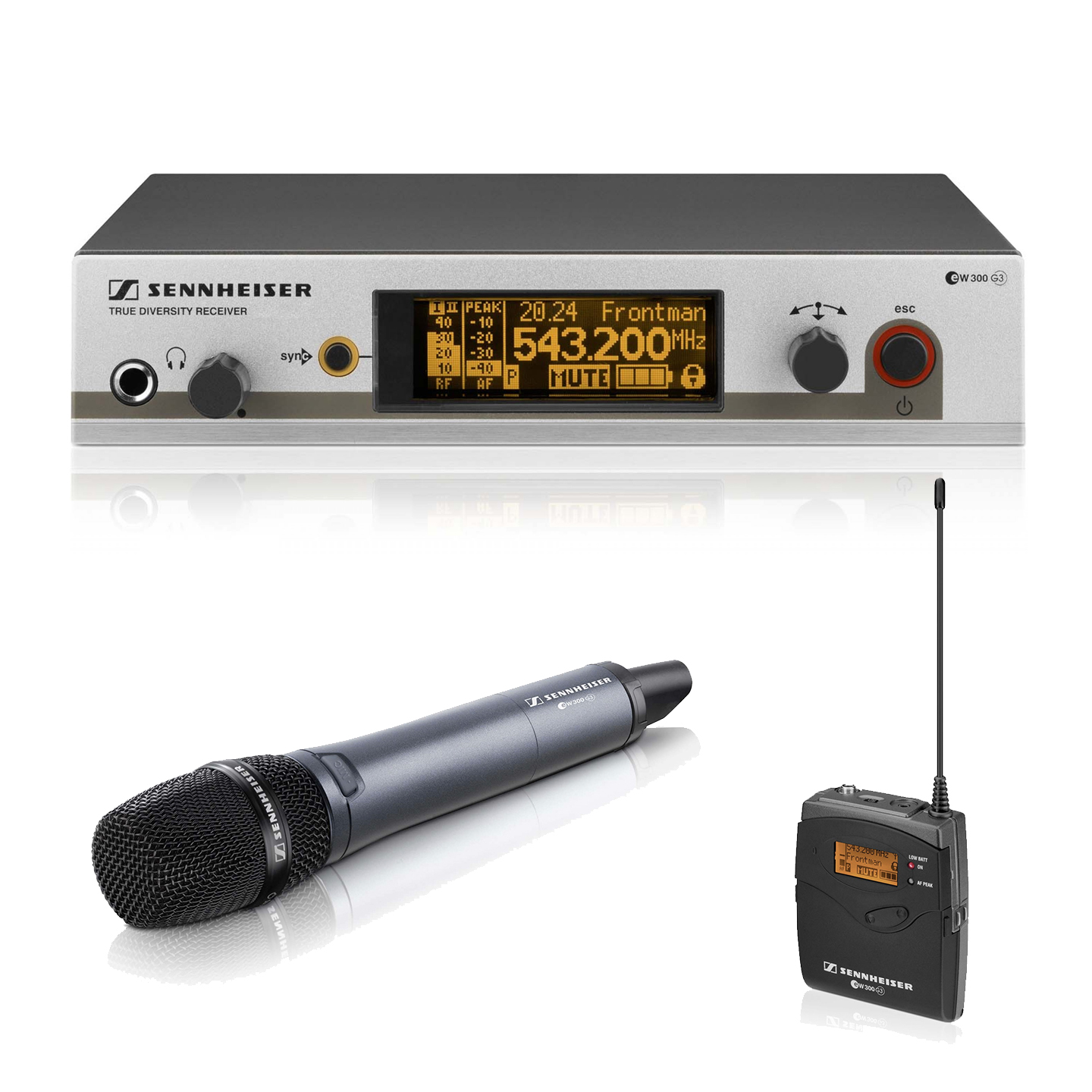 Sennheiser EW300 Single Kit